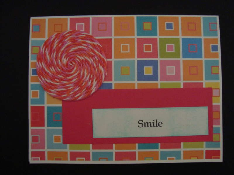 Card -- Smile