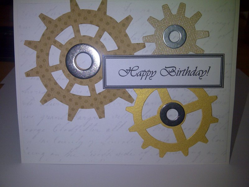 Birthday Card.