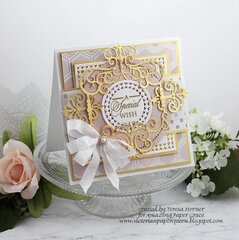 A Special Wish card by Teresa Horner