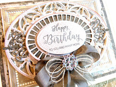 Happy Birthday Box Card for a gift