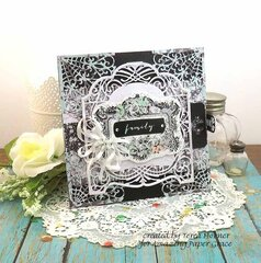 Family Card with Pockets by Teresa Horner