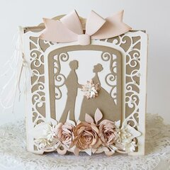 Wedding Card by Teresa Horner