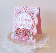 Happy Birthday Card by Teresa Horner