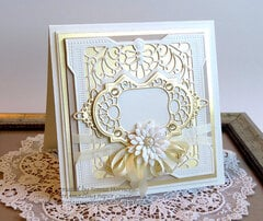 An Elegant Thank you card by Teresa Horner