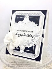 Wishing you a very happy birthday!