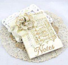 Vintage Notepads by Teresa Horner