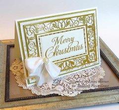 Merry Christmas card by Teresa Horner