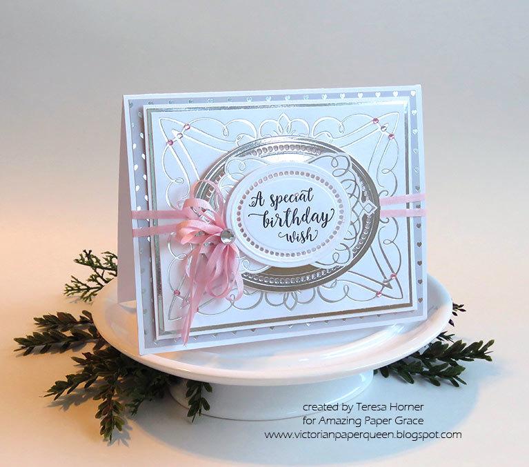 Birthday Wish Card by Teresa Horner