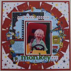 My Sweet little Monkey Boy