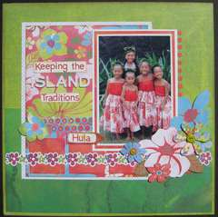 Keeping the Island Traditions