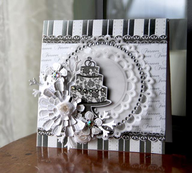 Forever Wedding Card