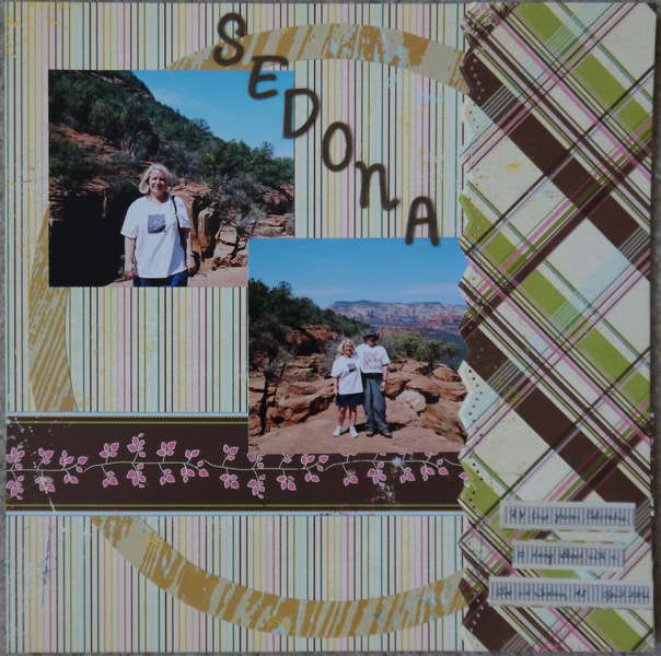 Sedona - Barbara Greenberg