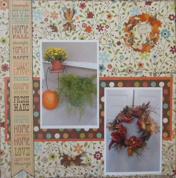Lasting Memories #108 - Autumn Splendor