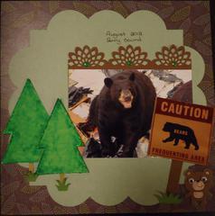 August Bear
