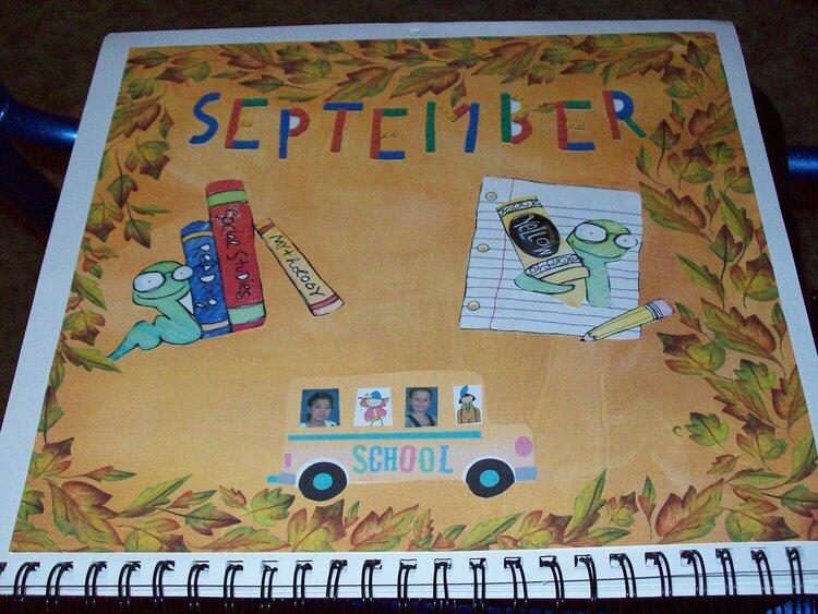 Calendar Page 2011