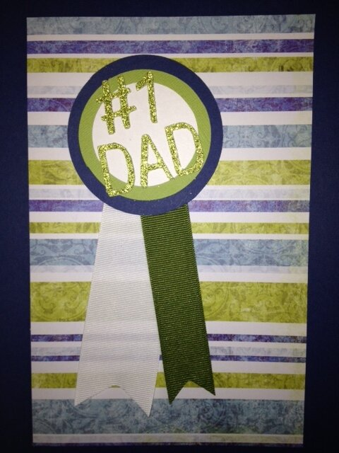 Father's Day Card - 2012