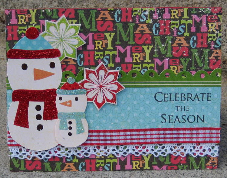 Celebrate the season card