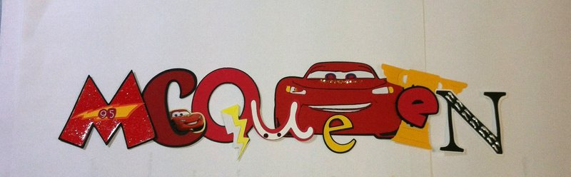 Disney LOTW - McQueen
