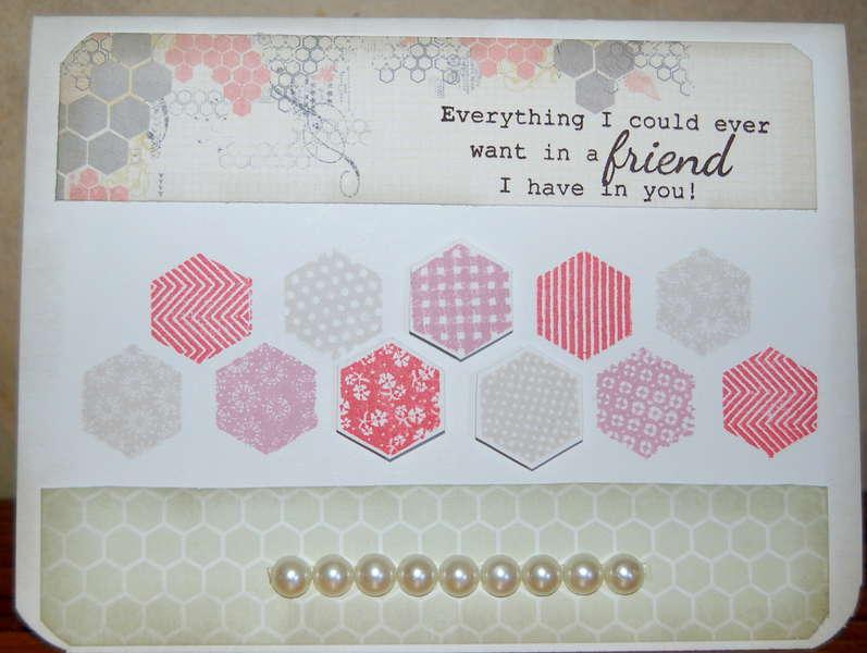 Friendship Hexagons