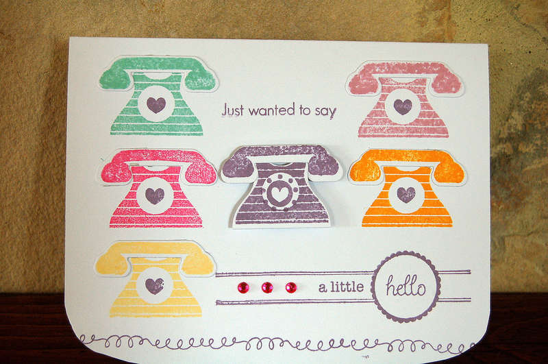 Telephone Rainbow