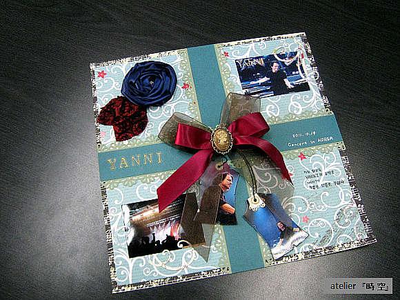 Present from YANNI