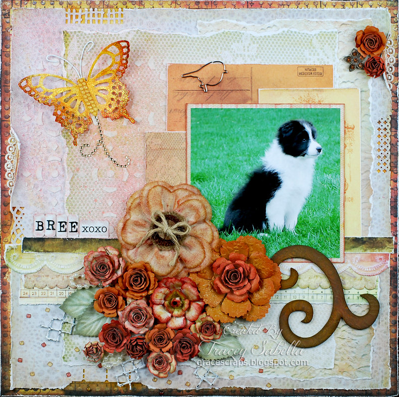 """Bree"" **DT ScrapThat! June Kit Reveal**"