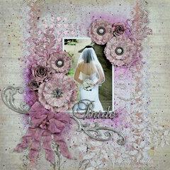 """""""Bride"""" ~ DT for Donna Salazar"""