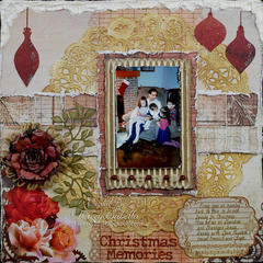 Christmas Memories **The Scrapping Stamper**