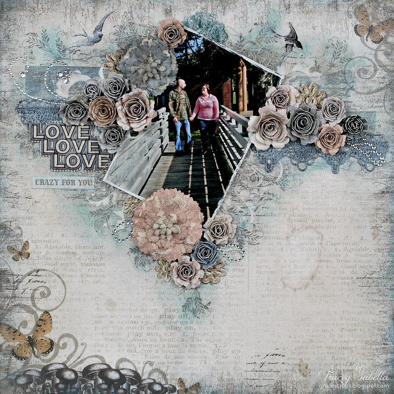 """""""Crazy for You"""" ~ DT for Donna Salazar"""