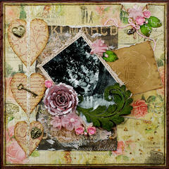 """Dream Come True"" ***ScrapThat! February ""With Love"" Kit Reveal DT***"
