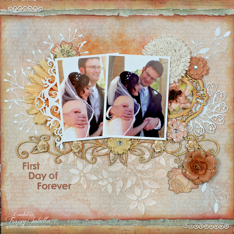 """First Day of Forever"" ~ DT for OUAS & Leaky Shed Studio"