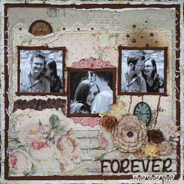 Forever ***ScrapThat! October Tip Toe Through Fall Kit Reveal***