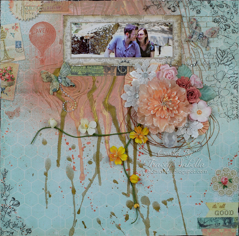 """It's All Good"" *** ScrapThat! May Anniversary Kit Reveal DT***"