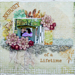 """""""Journey of a Lifetime"""" ***DT for ScrapThat! July Kit***"""