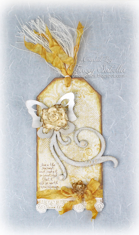 """Live in the Moment Tag"" DT for ScrapThat! August Days to Remember Kit"