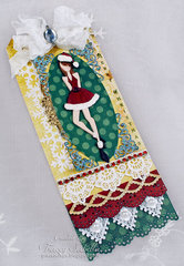 Christmas Tag ~ DT for Leaky Shed Studio