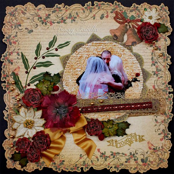 """Mother ~~~ScrapThat! December """"Memories . . ."""" DT~~~"""