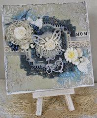 Mother's Day Card ~ DT for Donna Salazar