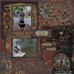Priceless Memories **DT reveal for ScrapFIT**