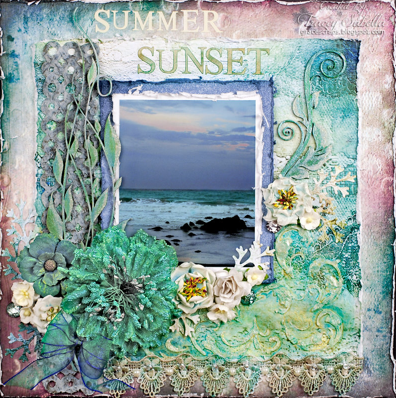 """Summer Sunset"""
