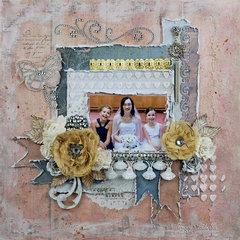 Sweet Moment ~ DT for Donna Salazar Designs