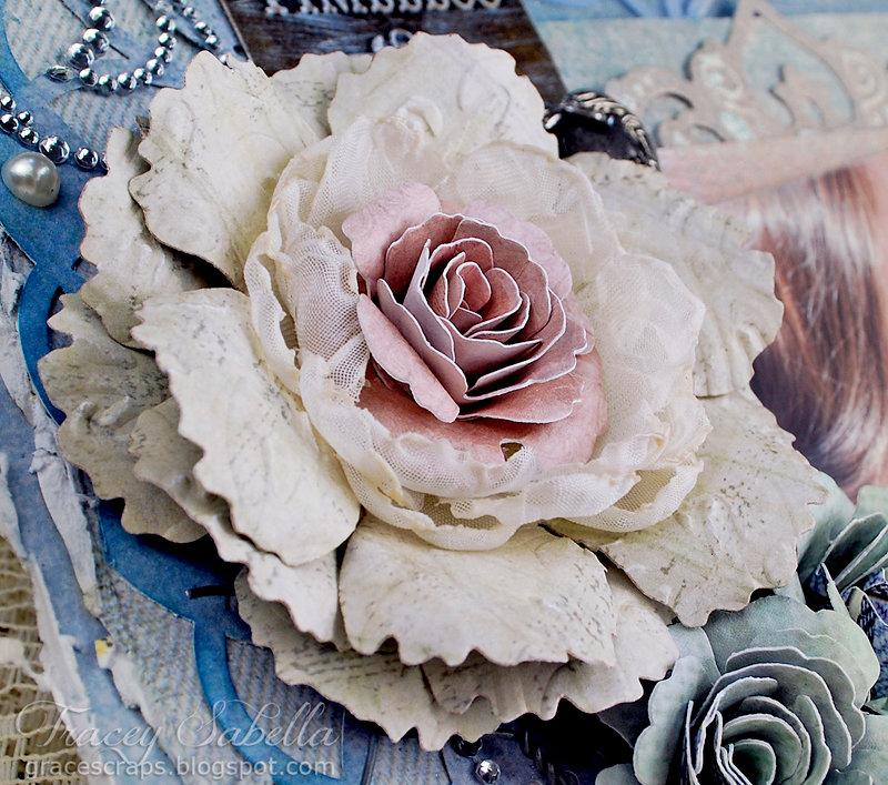 """""""Timeless Love"""" ~ DT for Donna Salazar Designs"""