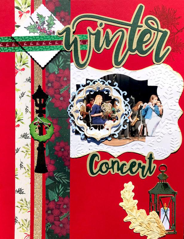 Winter Concert 2018 Senior Year