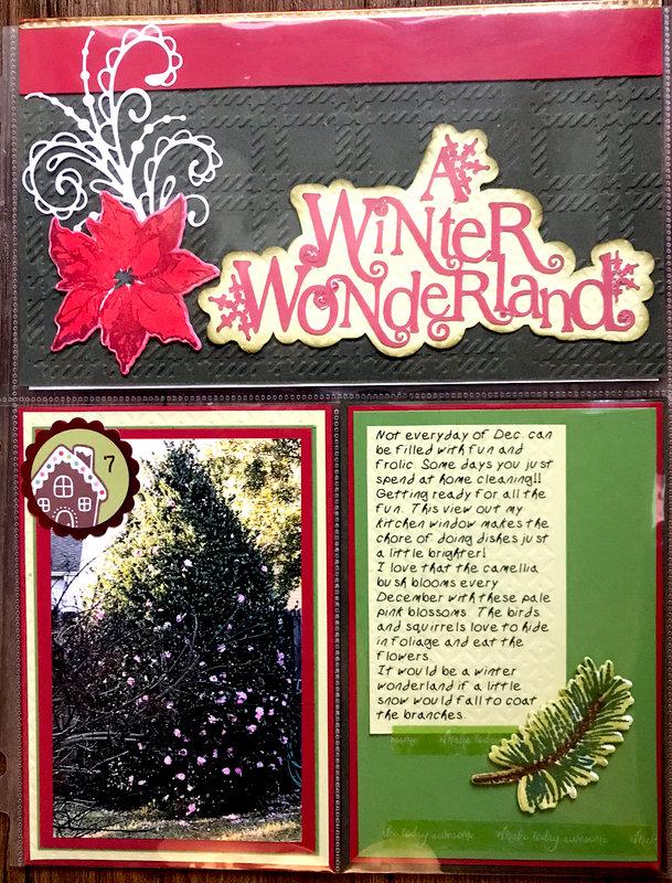 Winter Wonderland - DD