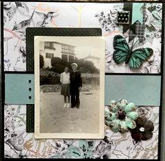 Mothers Album - On the Beach