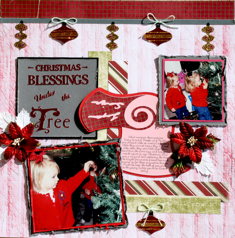 Blessings Under The Tree