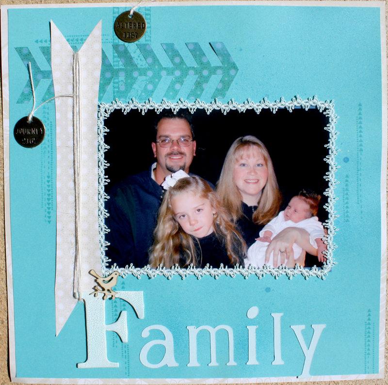 Family- Altered Journey