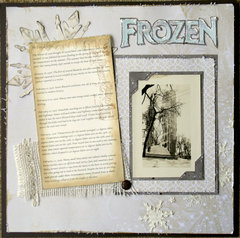 Frozen Blizzard
