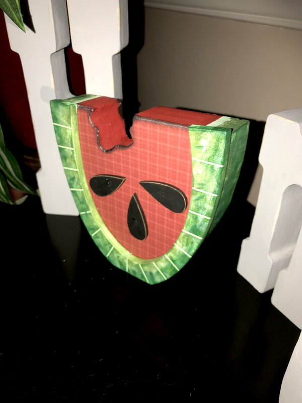 Watermelon Decor