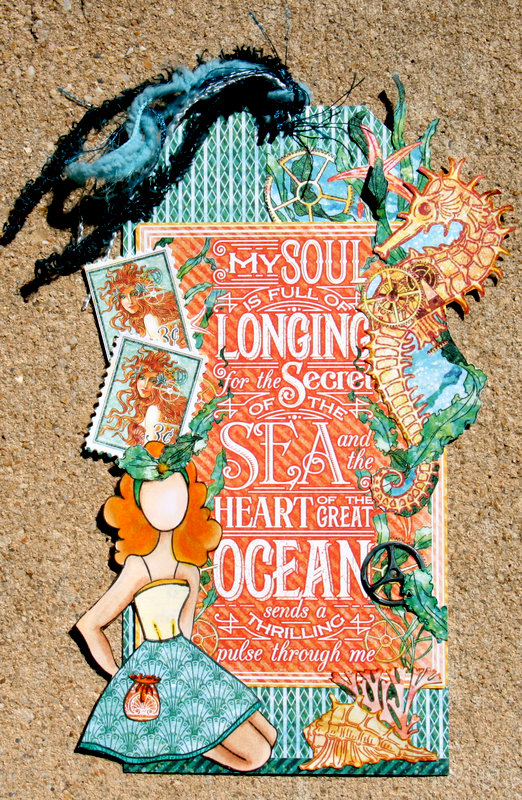 My Soul Longing for the Sea
